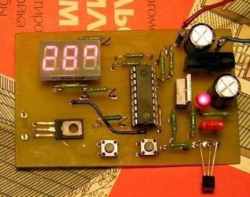 Терморегулятор сделать своими руками