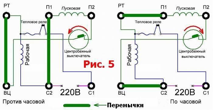 Электродвигатель эдг схема подключения 764