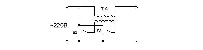 коммутация трансформатора
